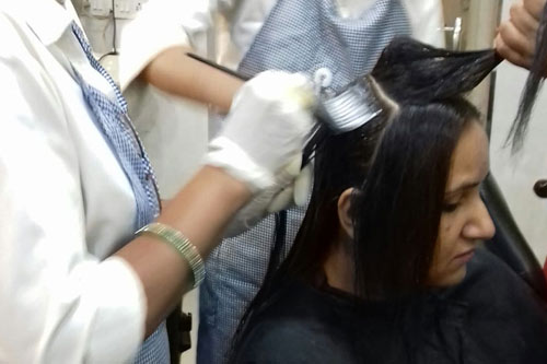 beauty clinic in North Kolkata