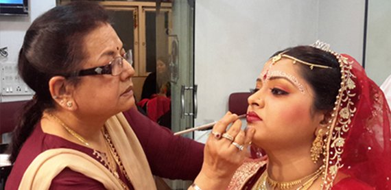 Bridal Makeup in Kolkata