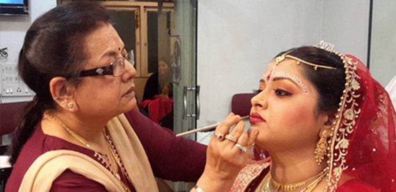 Bridal Makeup in Kolkata